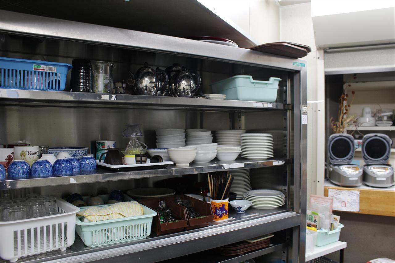 画像:調理室 その1