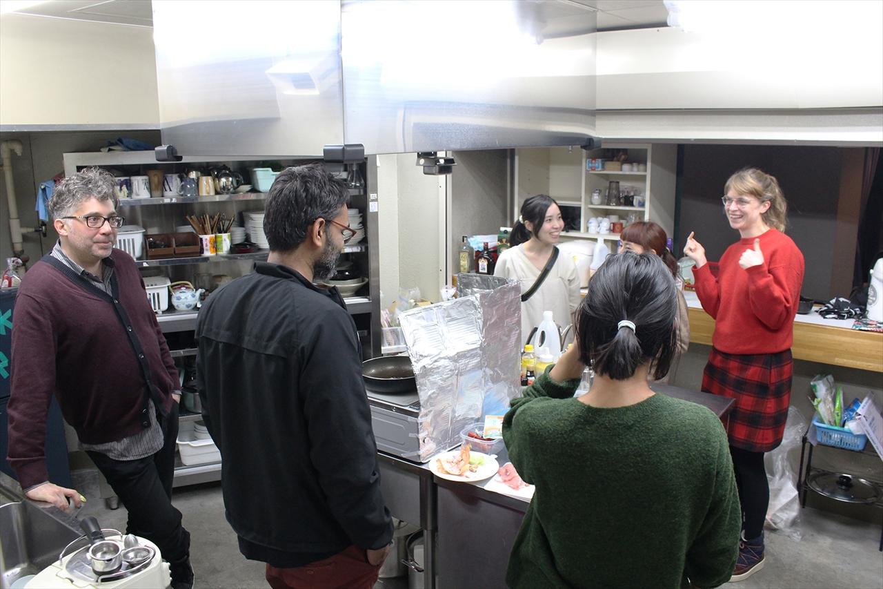 画像:調理室 その2